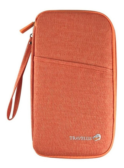 Porta Documentos Para Viajes -organizador - Regalo Viajeros
