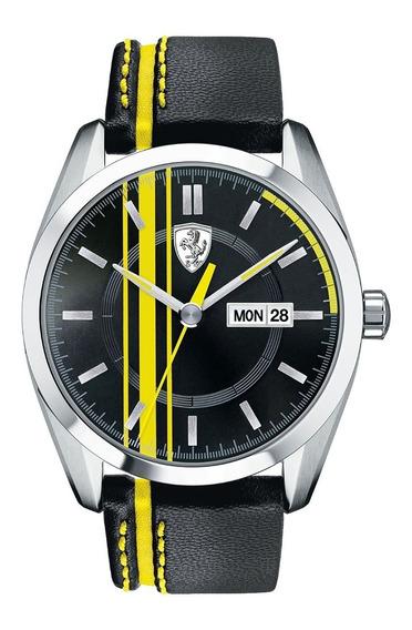 Reloj Scuderia Ferrari 0830234 Original Y Nuevo