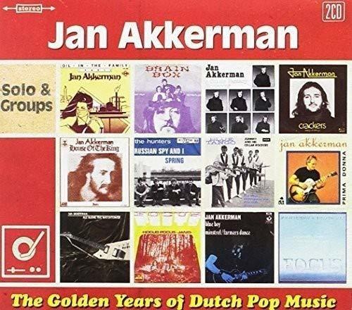 Akkerman Jan Golden Years Of Dutch Pop Music/solo & Groups C