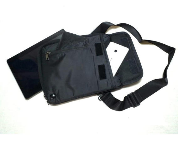 Bolsa Transversal Porta Tablet