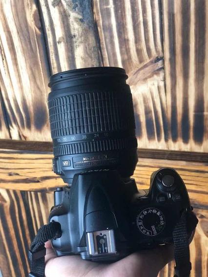 Câmera D3000 Nikon