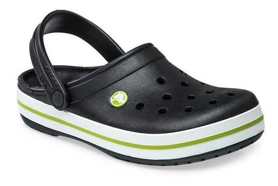 Calzado Crocs Crocband Ngo Vde 11016-0a6