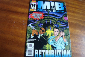 Ic Marvel 1997 Mib Men In Black 1 / Retribution