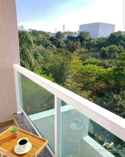 Cobertura Com 3 Dormitórios À Venda, 140 M² Por R$ 580.000,00 - Vila Eldízia - Santo André/sp - Co0226