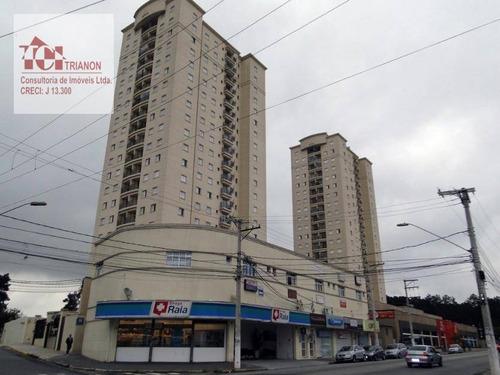 Sala Para Alugar, 40 M² Por R$ 990,00/mês - Vila Curuçá - Santo André/sp - Sa0081