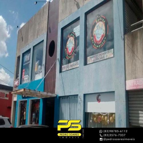 Imagem 1 de 4 de Sala Para Alugar, 10 M² Por R$ 400/mês - Centro - João Pessoa/pb - Sa0165