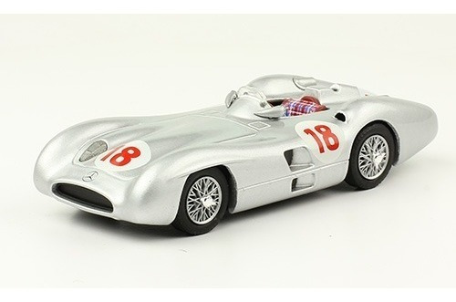 Museo Fangio Nº5 - Mercedes W196 Streamliner (1955)