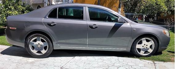 Chevrolet Malibú Ltz 6 Cil., Quemacocos, Piel, Mexicano