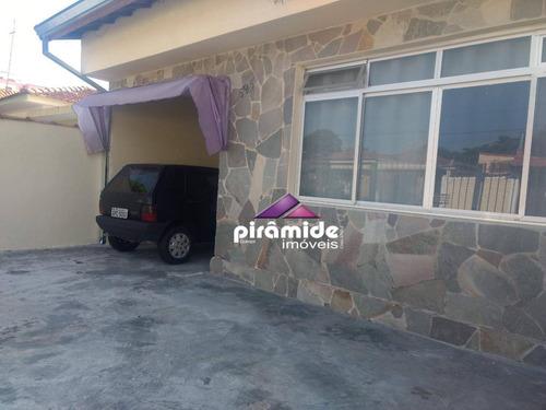Casa À Venda, 144 M² Por R$ 550.000,00 - Jardim Oriente - São José Dos Campos/sp - Ca2604