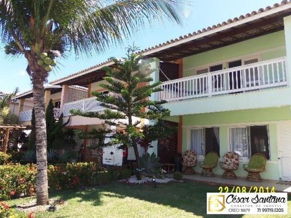 Casa Condomínio Praia Do Flamengo Salvador - Ca00317 - 32781040
