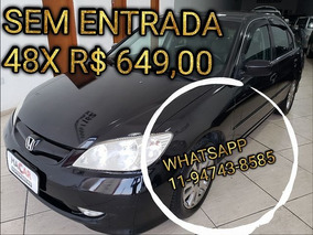 Honda Civic 1.7 Lx 16v 2005