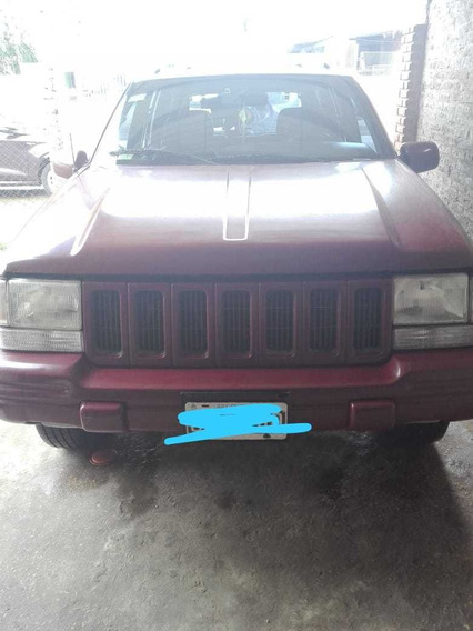 Jeep Grand Cherokee 1999 4.7 V8 Limited