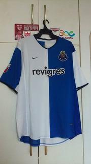 Camisa Porto De Portugal Nike 2000, Do Jogador Pena.