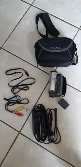 Filmadora Sony Handycam Dcr-hc28 Usada