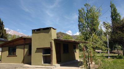 Cabañas - Manzano Histórico - Tunuyan - Mendoza
