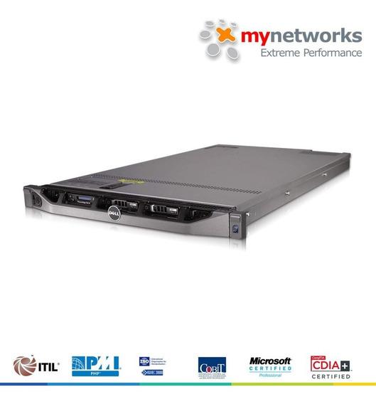Servidor Dell Poweredge R610 (dual Six Core/64gb/3tb Ssd)