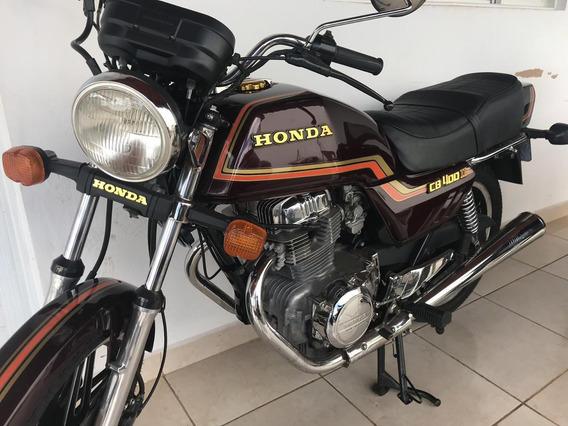 Honda Cb400 Ll 1982 - 20.900,00
