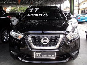 Nissan Kicks Sv Limited 1.6 Xtronic - Carro Sem Entrada