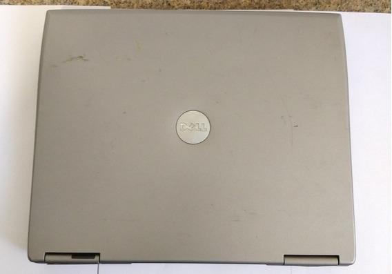 Vendo Notebook Dell Latitude D600 Usado Não Liga
