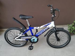 Bicicleta Raleigh Rodado 20 De Aluminio Muy Buen Estado