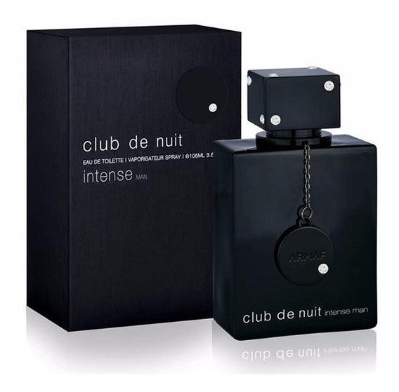 Perfume Club De Nuit Intense Man Armaf Masculino Edt 105ml