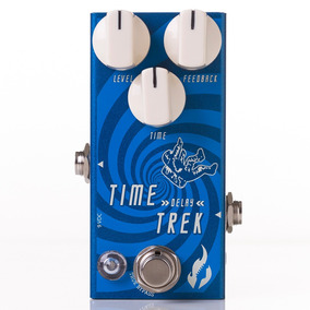 Pedal Delay Time Trek Delay Fire Custom Shop Guitarra Nf