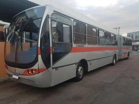 Ônibus Articulado Busscar Urbanuss / M.bens 1722 / 41 L / 05