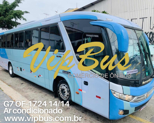 Motor Dianteiro G7 900 Of-1724 14/14 Ar Condicionado