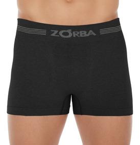 Cueca Boxer Zorba Seamless Free 844