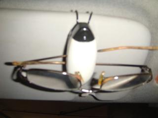 Prendedor De Óculos Para Quebra Sol De Carro - 50 Unidades
