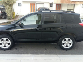Toyota Rav4 Vagoneta Base At 2008 Negra