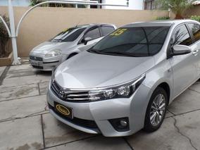 Toyota Corolla Xei 2014/2015 2.0 Completo Aut Prata