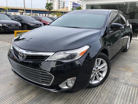 Toyota Avalon 2014 Full Recien Importado Negro Interior Negr