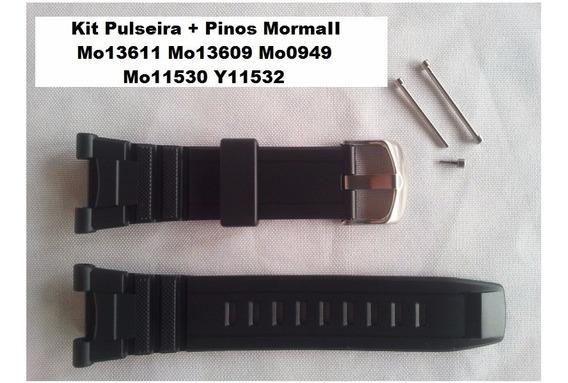 Pulseira P/ Mormaii Mo13611 Mo13609 Mo0949 Mo11530 Y11532