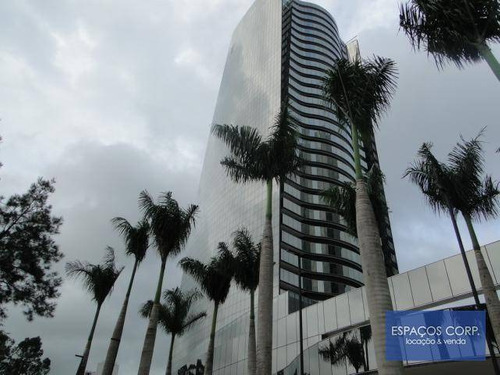 Imagem 1 de 10 de Laje Comercial Para Alugar, 660m² - Santo Amaro - São Paulo/sp - Lj0645