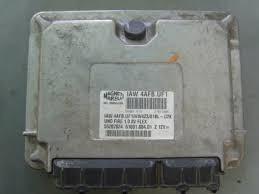 Modulo Injeção Fiat Uno Fire 1.0 8v Flex Iaw4afbuf1 55207824