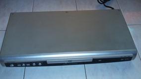 Reproductor Dvd Cd Rw Video Player Marca Sharp Con Control