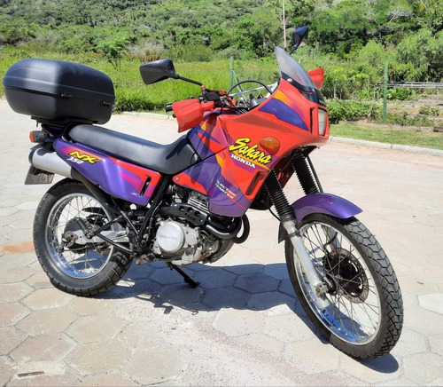 Honda Sahara Nx 350 1997