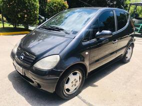 Mercedes-benz Clase A 1.9 A190 Elegance Plus 2001