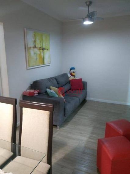 Apartamento Residencial À Venda, Vila Imperial, São José Do Rio Preto. - Ap1431