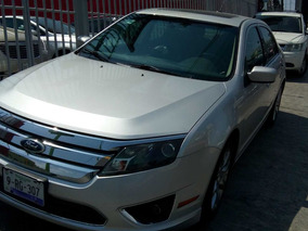 Ford Fusion Sel L4 Ford Interactive System At