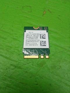Tarjeta Wifi Para Laptop Hp 15 Aw003la Realtek 8723be