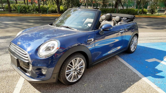 Mini Cooper 1.6 Pepper Convertible At 2018