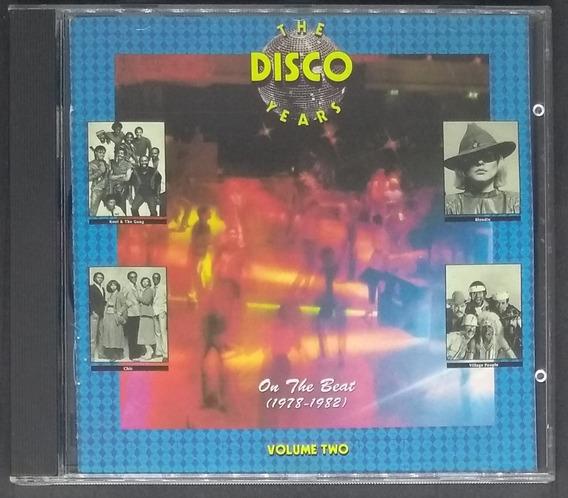 Cd The Disco Years On The Beat 1978 - 1982 Vol. 2 - Seminovo