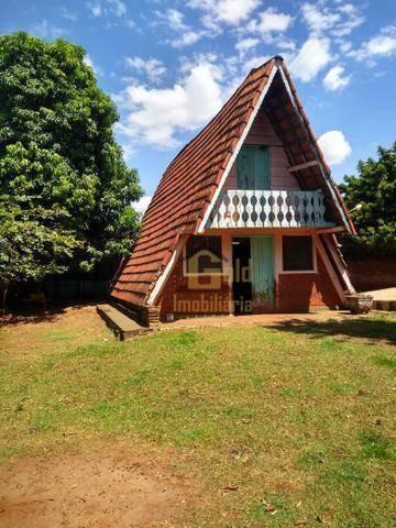 Chácara Com 2 Dormitórios À Venda, 990 M² Por R$ 450.000,00 - Vila Hípica - Ribeirão Preto/sp - Ch0019