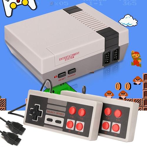 Nintendo Mini Con 620 Super Juegos Entrego Rápido