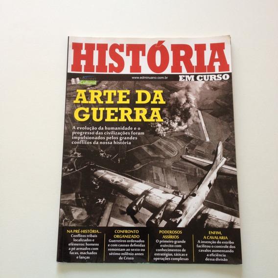 Revista História Em Curso Arte Da Guerra C53