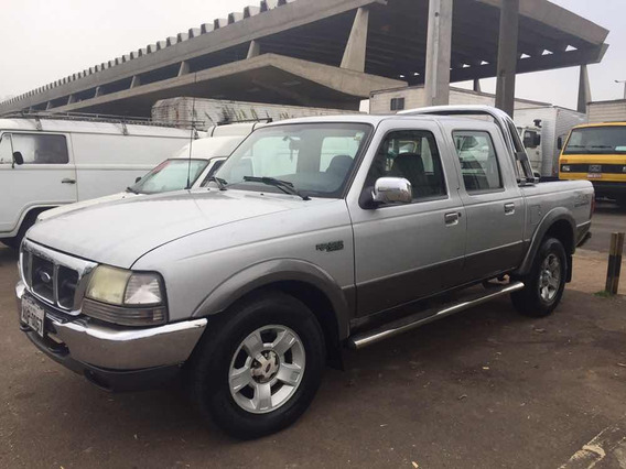 Ford Ranger 2.8 Xlt Limited Cab. Dupla 4p 2004