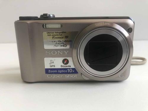 Câmera Sony Dsc H5x