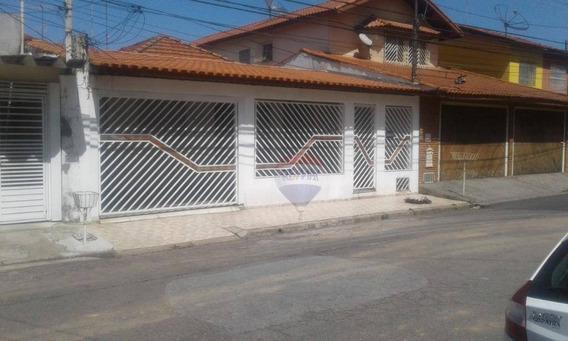 Casa Residencial Para Locação, Parque Palmas Do Tremembé, São Paulo. - Ca0366
